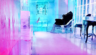 Ice Kube bar, Parigi